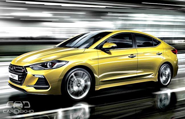 Hyundai Elantra/Avante Sport