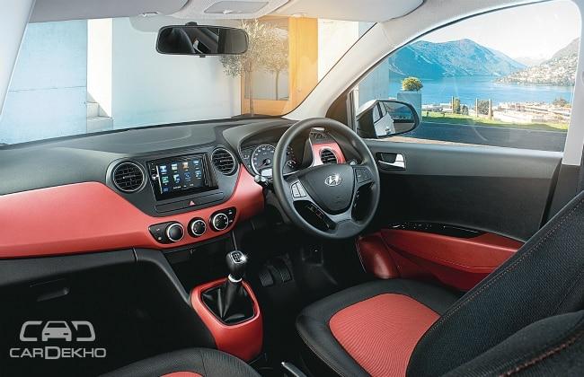 Grandi10 special edition interiors