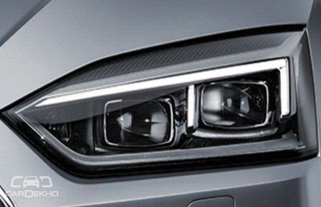 Audi A5 Headlight