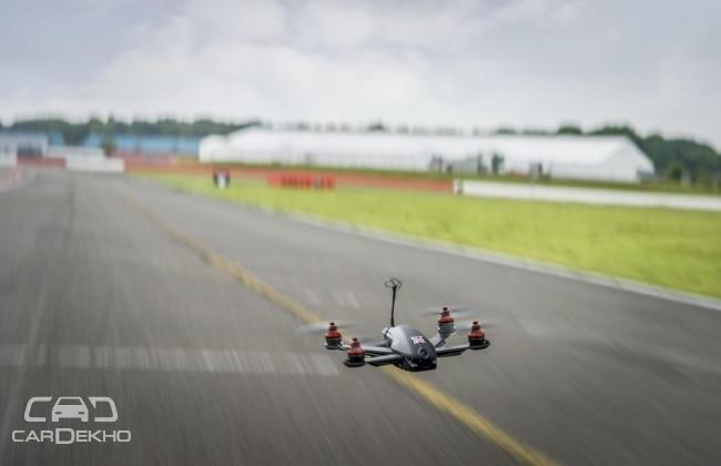 GT-R Drone