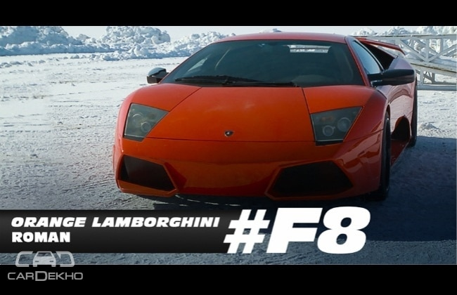 Fast And The Furious 8 Ice Vehicles Revealed   Business Standard News