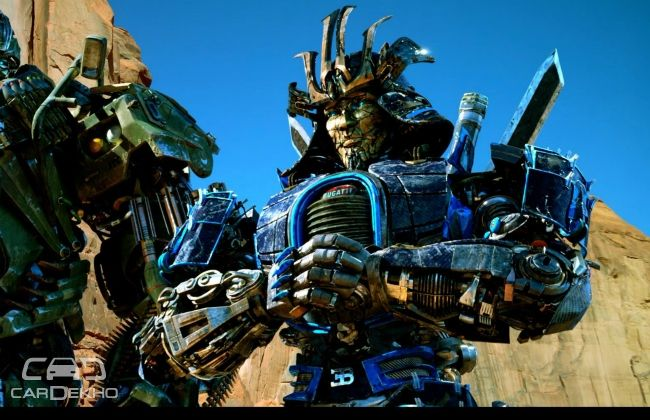 Cars Used In Transformers