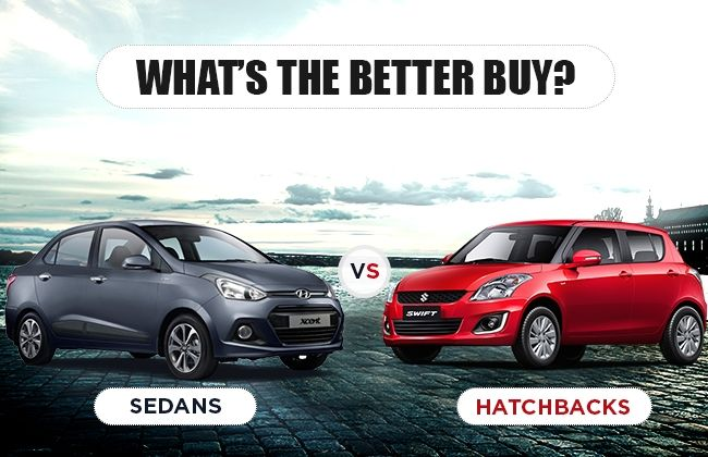 Sedans Vs Hatchbacks What S The Better Buy Features