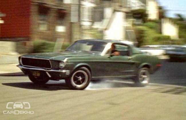 1968 Fastback Bullitt