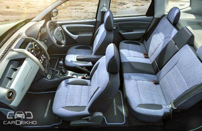 Renault Duster Adventure Edition