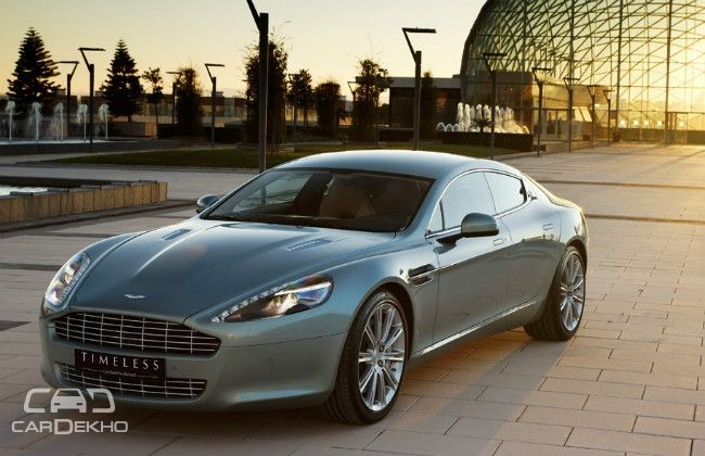 Aston Martin Launches Timeless Pre Owned Car Programme