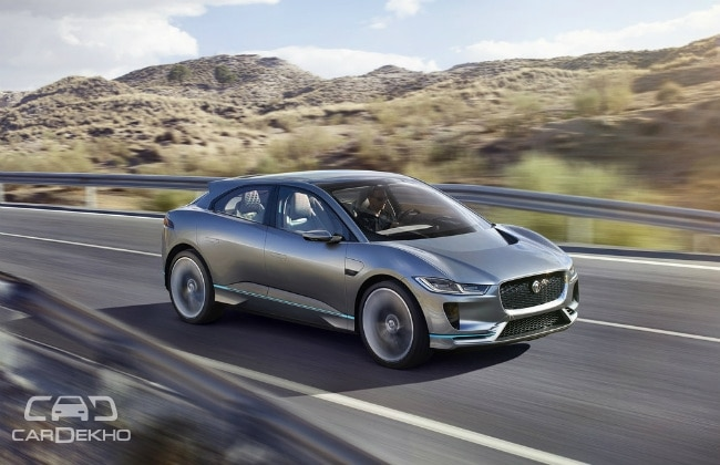 HALF of Jaguar Land Rover's range will be ELECTRIFIED by 2020