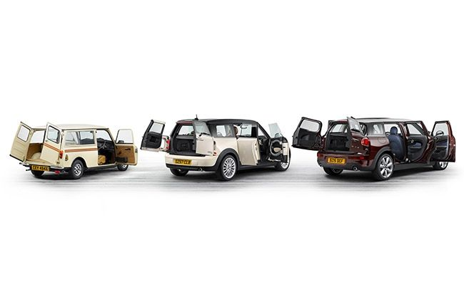 Mini Clubman Generations