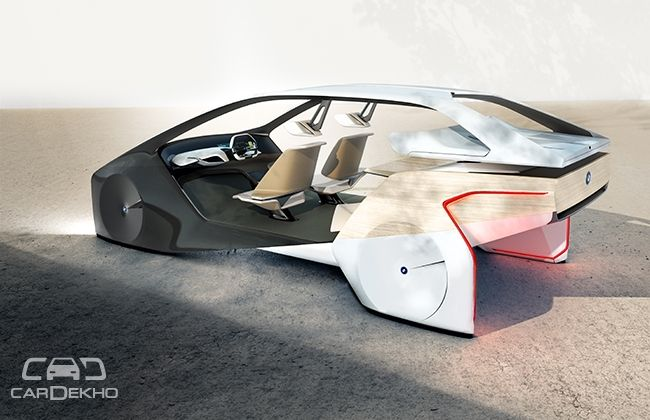 BMW i Inside Future sculpture