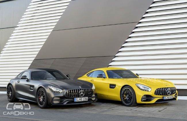 Mercedes-Benz GLA Facelift Revealed At Detroit Auto Show