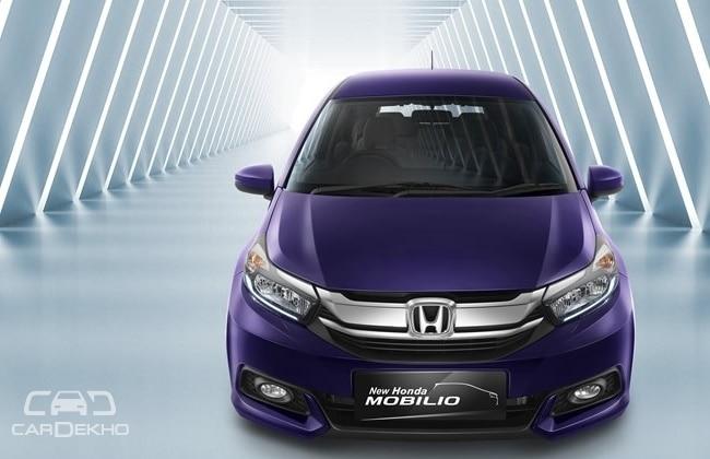2017 Honda Mobilio Facelift Unveiled India Bound News 24