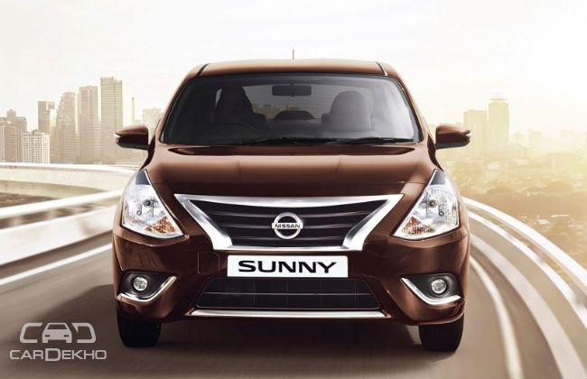 Nissan Sunny Price Check Year End Offers Review Pics Specs