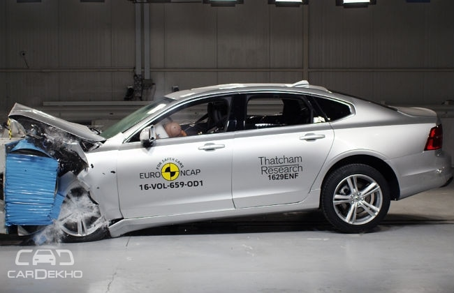 What Is The Safest Car As Per Crash Tests