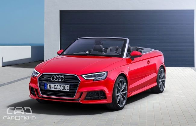 NEWSONLINE Hindi News ChannelAudi A Cabriolet Facelift - Audi car starting price in india
