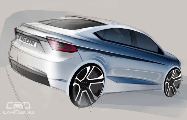 Tata Motors Christens Kite 5 Concept As Tigor