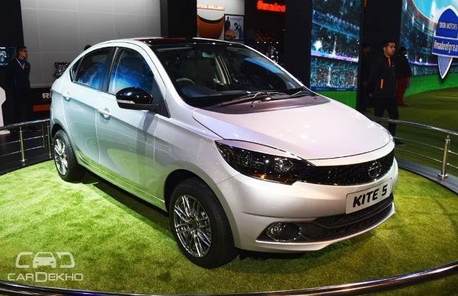 Tata Motors teases Kite-5 concept, to be called Tigor