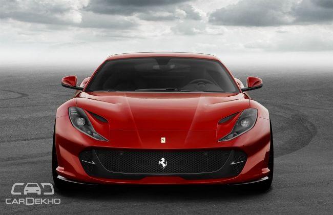 Ferrari Cars California T Prices