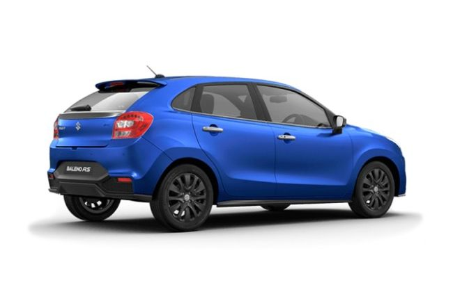 Online Bookings For Baleno Rs Underway Cardekho Com