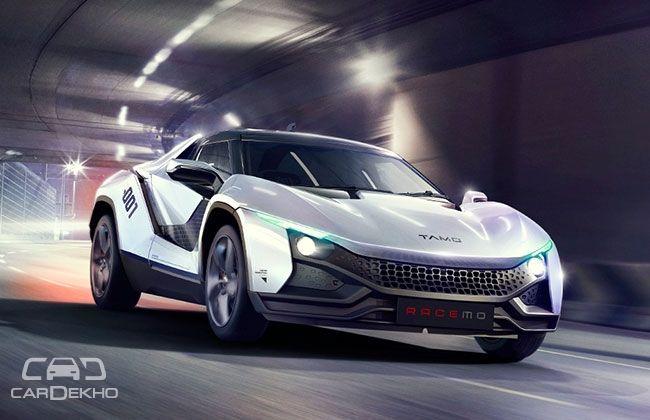 Meet Tamo Racemo Tata S New Sports Car
