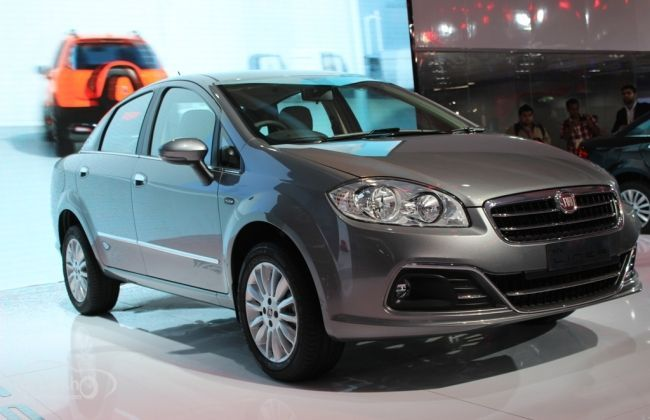 Fiat Linea 2014 launched today. Prices start at Rs 6.99 Lakh