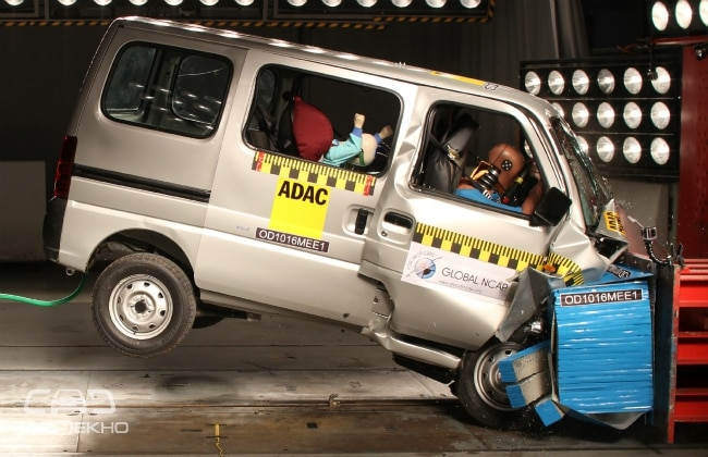 Automakers Respond To Global NCAP Crash Test Results