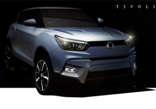 SsangYong to launch Tivoli by January 2015