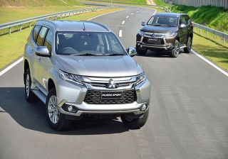 2016 Mitsubishi Pajero Sport / Challenger Finally Unveiled