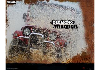 Mahindra's version of the Jeep - The Journey