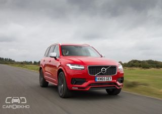Volvo Introduces XC90 R-Design