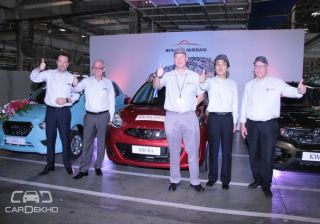 Renault-Nissan Alliance rolls out one millionth vehicle in India