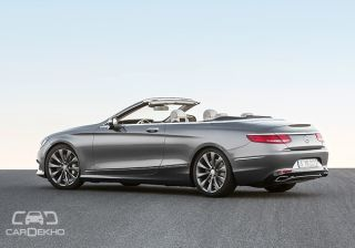 Mercedes-Benz Reveals Auto Expo Lineup, Will Feature S-Class Cabriolet