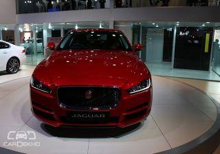 Jaguar XE Exclusive Image Gallery!