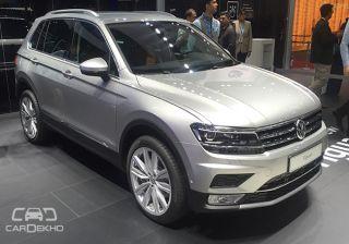 Volkswagen brings Tiguan to 2016 Auto Expo
