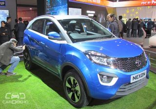 Tata Nexon Gallery: You Can't Miss!