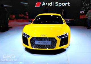 New Audi R8 Launched at INR 2.47 Crores
