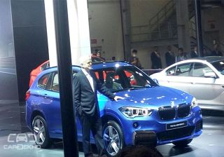 All New BMW X1 Launched at Rs. 29.9 lacs