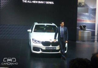 Next Generation BMW 7-Series Launched at INR 1.1 Crores
