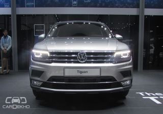 Volkswagen Tiguan Gallery: This Car Will Make You Go Wow!