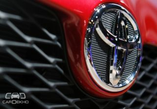 Toyota Halts Production as Inventory Reduces After a Blast