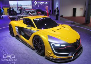Renault hits it high with the Sport RS 01 concept