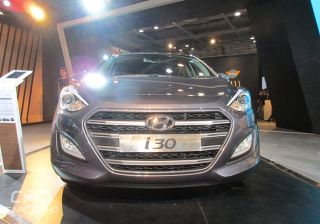 Hyundai i30 Picture Gallery: Have a look at the elder Sister of i20