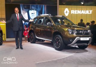 Renault Duster Facelift Image Gallery: You'll Love it!