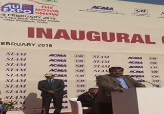 Auto Expo - The Motor Show 2016 gets underway