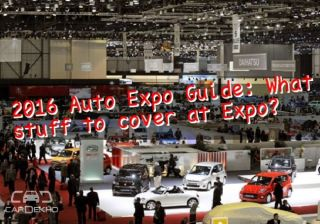 7 Things Not to Miss at Auto Expo 2016 - Must See Attractions & Activities!!