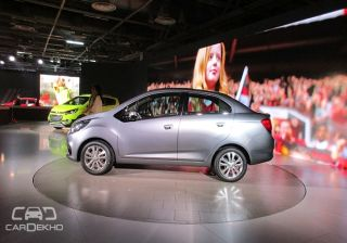 Chevrolet Beat Essentia: Detailed Photo Gallery From Auto Expo 2016