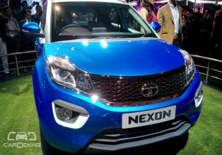 Tata Nexon has Almost Everything 'Out of the Box'!