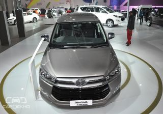 Toyota Innova Crysta Bookings Open!