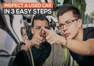 Inspect a Used Car in 3 Easy Steps