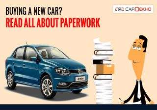 Buying A New Car: All You Need To Know About Paperwork
