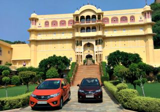 Honda Jazz Turns One In India - Anniversary Drive To Samode, Rajasthan